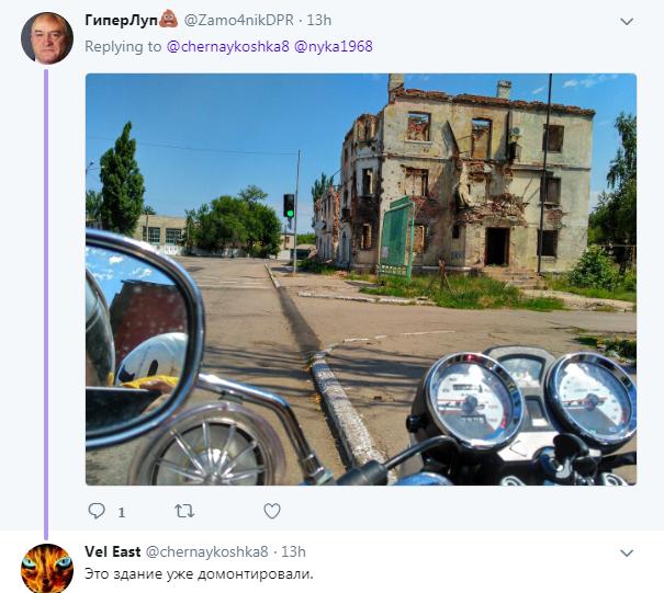 """""""Поїхали до хунти"""": в мережі показали """"мертве"""" місто на Донбасі"""