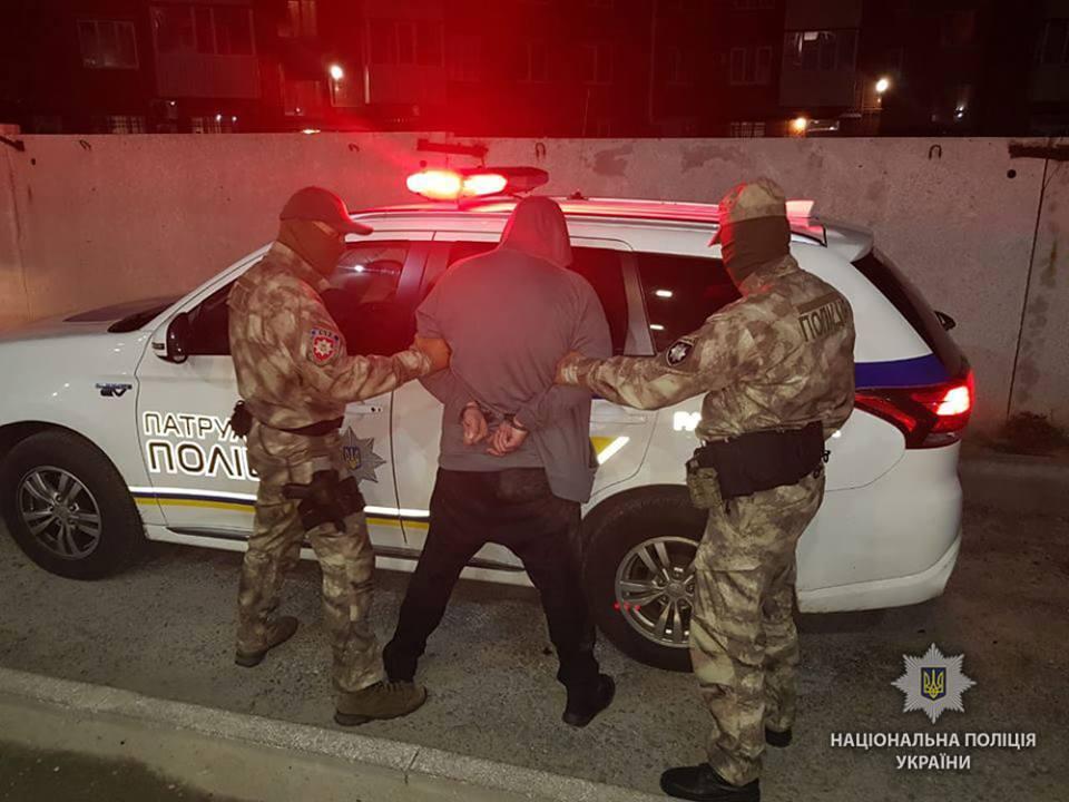 У Києві попався небезпечний злочинець-утікач