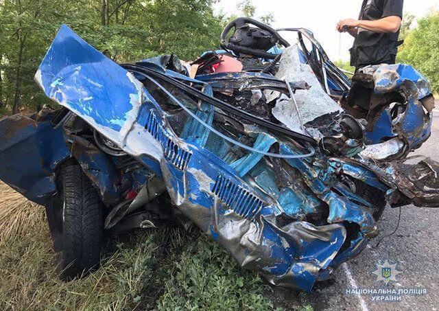 Стали известны подробности смертельной аварии на трассе Харьков – Симферополь