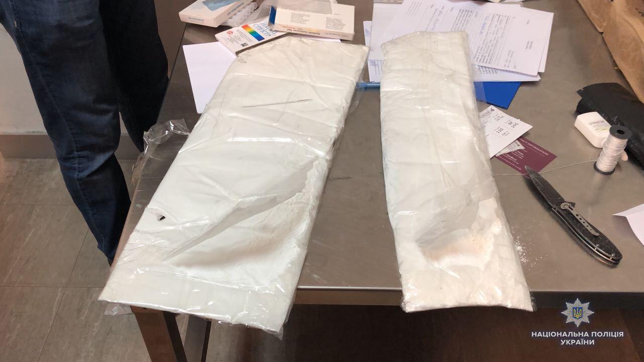 В Україні викрили міжнародну банду наркоторговців