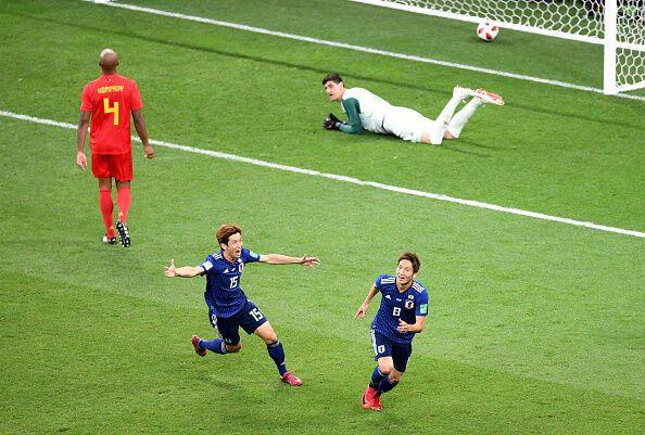 Бельгія - Японія