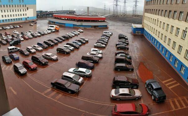 У Росії пройшов кривавий дощ