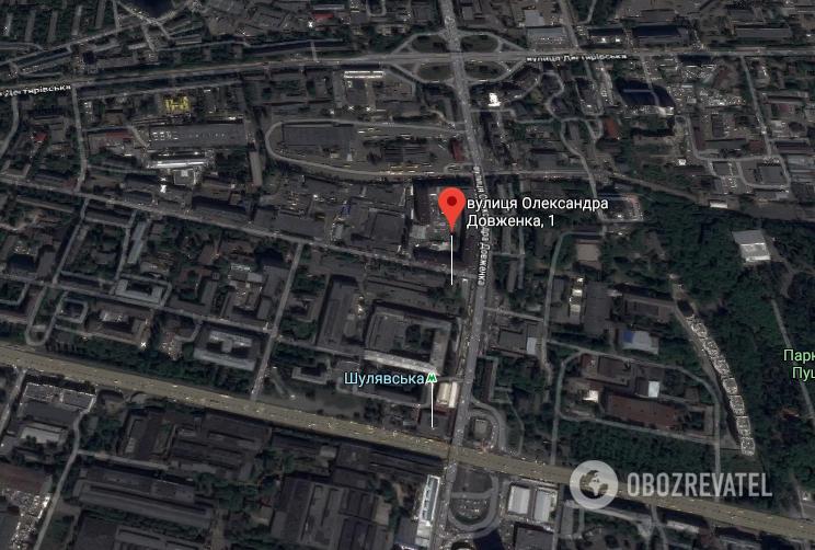 В Киеве устроили стрельбу в здании рынка: появились новые подробности