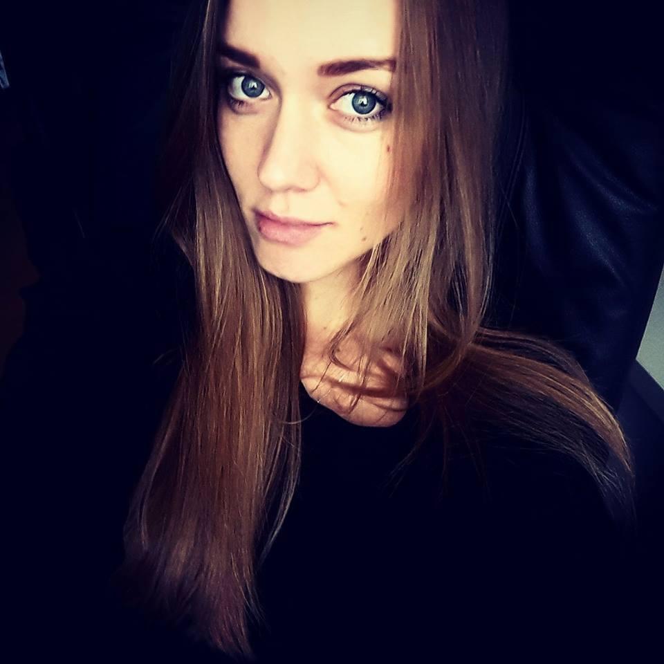 Подруга загиблого Оксана Матвієнко