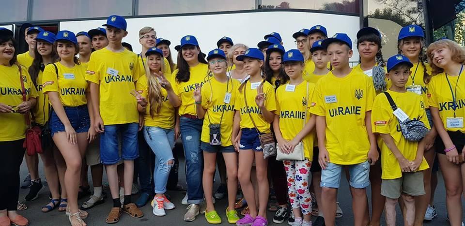 Скандал возник из-за группы детей из Краматорска