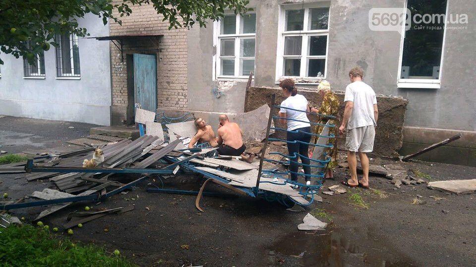 На Дніпропетровщині сталася катастрофа з балконом: є жертви