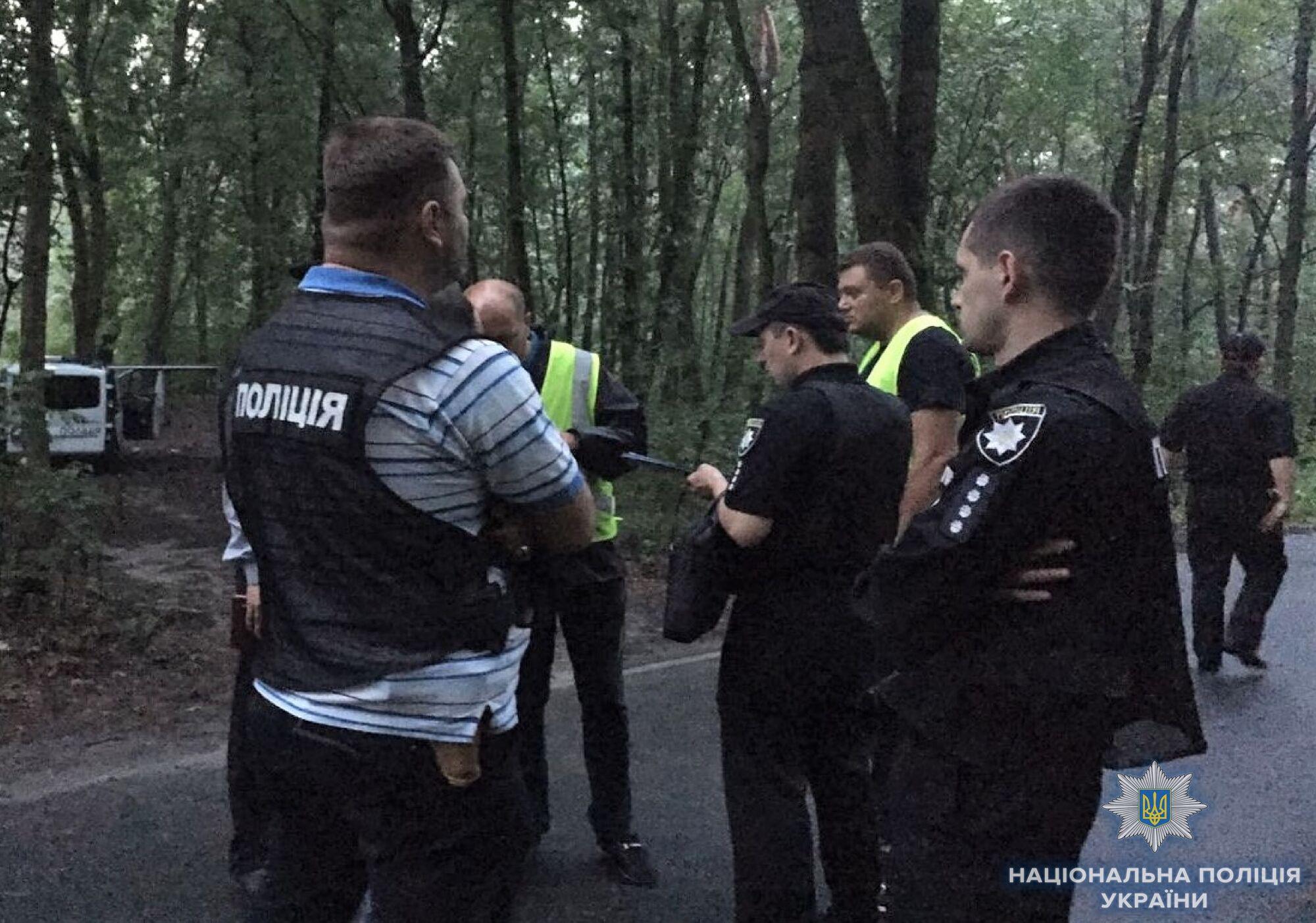 Вбивство підлітка у Києві: з'явилися перші фото