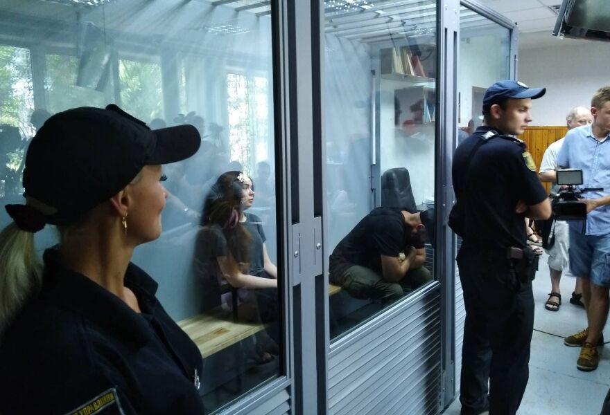 Зайцева была в наркотическом опьянении: новые подробности ДТП в Харькове