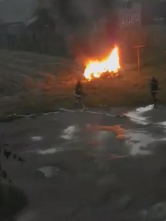 """""""Глядачів було багато"""": українці обурили вчинком під час пожежі"""
