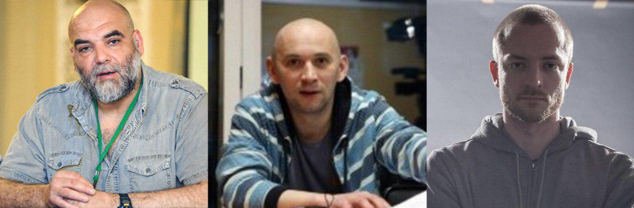 Орхан Джемаль, Олександр Расторгуєв, Кирило Радченко