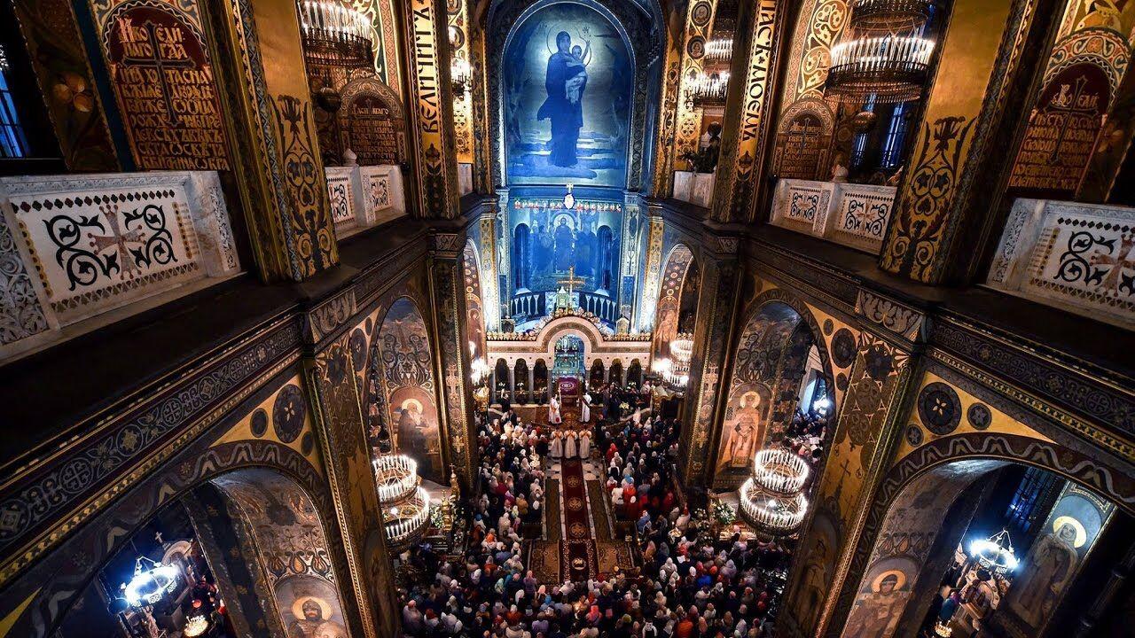 Володимирський собор, Київ