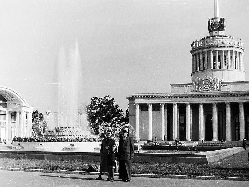 ВДНХ, 1958 год