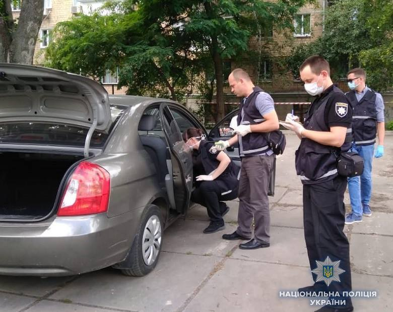 Вбивство підполковника поліції в Києві: стало відомо ім'я і деталі