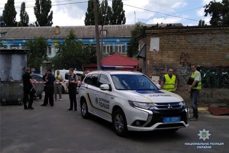 У Києві застрелили поліцейського: нові деталі