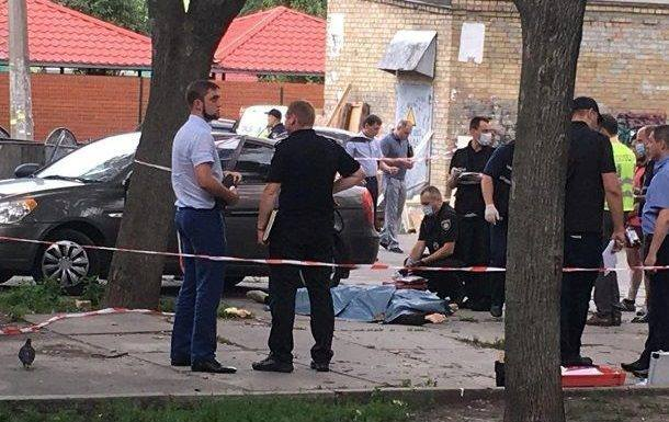 В Киеве застрелили полицейского: новые детали