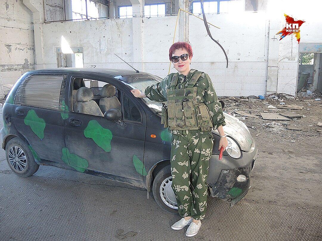 """РосСМИ """"засветили"""" передовую позицию """"ДНР"""""""