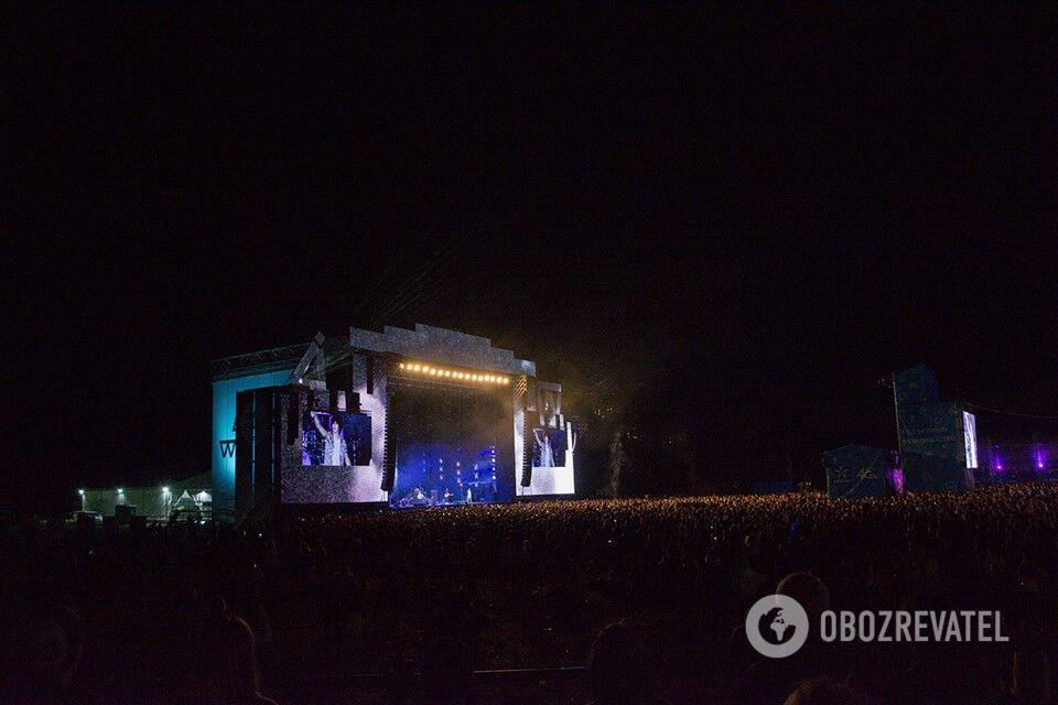 В Киеве выступила LP: эксклюзивные фото и видео