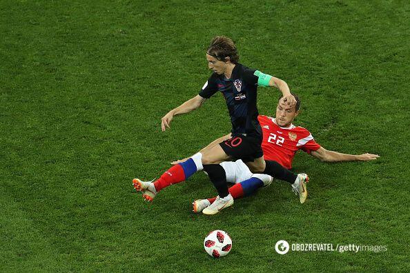 Росія - Хорватія