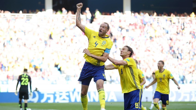 Два гола хватило англичанам в матче Швеция – Англия: онлайн-трансляция 1/4 финала ЧМ-2018