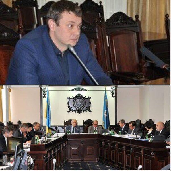Судья Александр Билык
