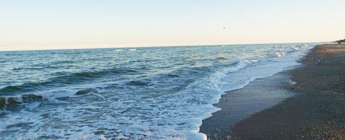 В Кирилловке потерялась 6-летняя девочка, купающаяся возле берега