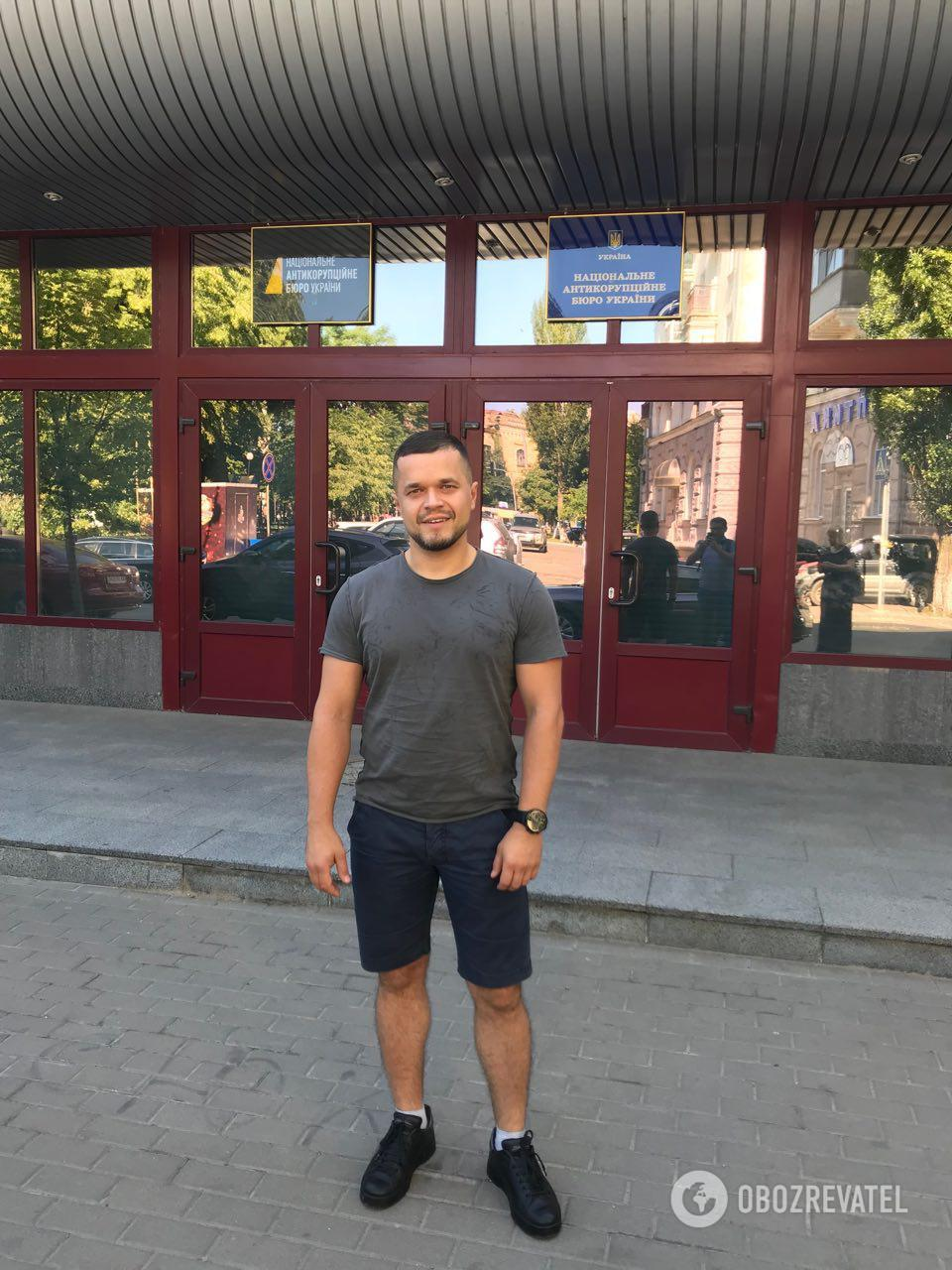 """Спокійно перетнув кордон: оголошений у розшук топ """"Трейд Коммодіті"""" повернувся в Україну"""