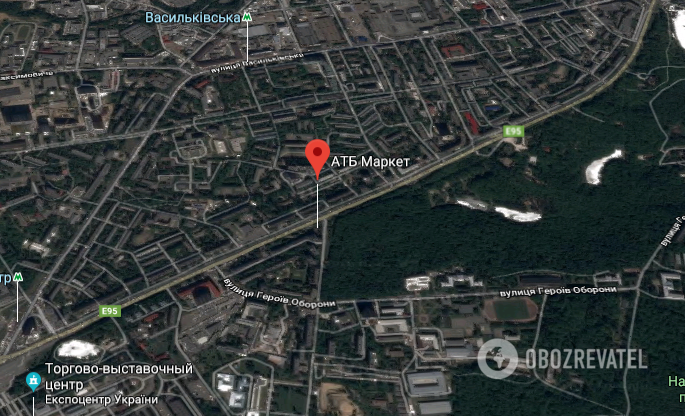 У Києві скоїли зухвале пограбування заради 40 грн і пенсійного
