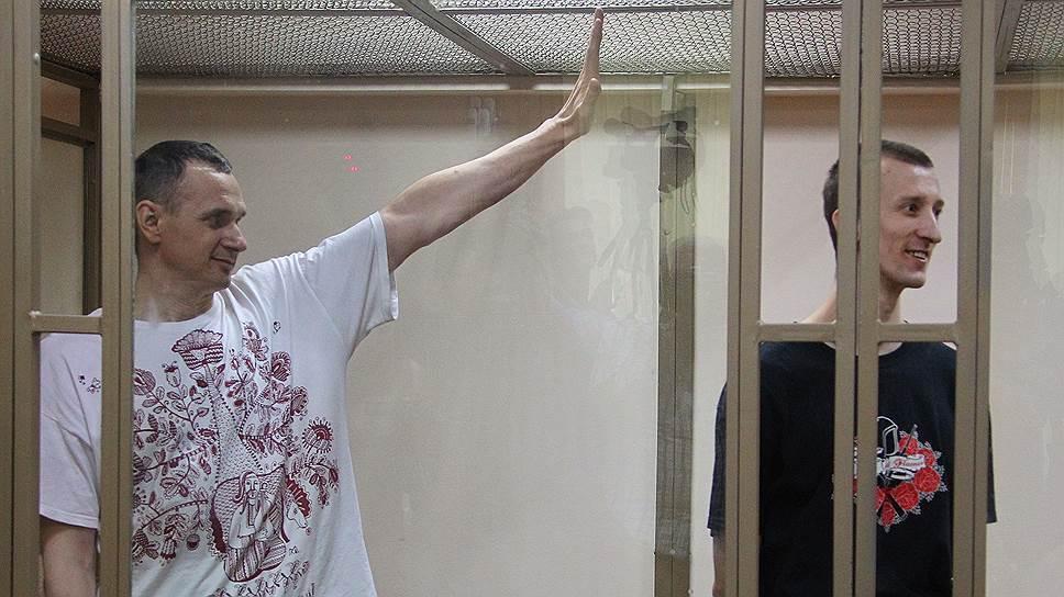 Сенцов умирает: можно ли спасти узника Кремля
