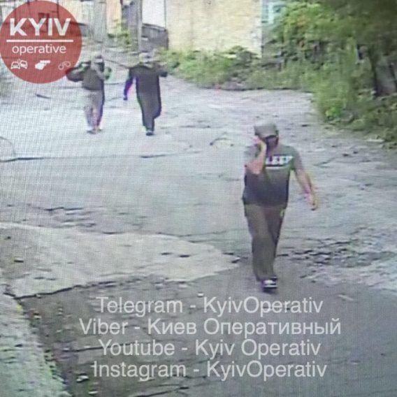 """У Києві стався збройний наліт на """"ювелірку"""""""