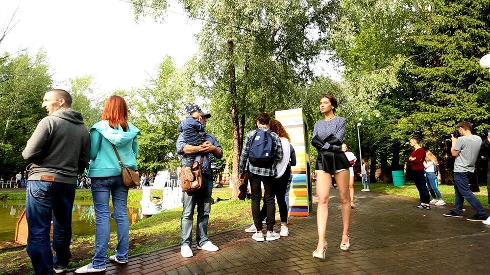 Росіян одягнули в гамівні сорочки: фото