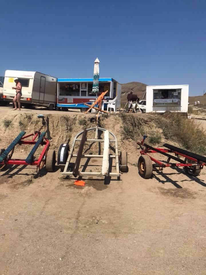 Як Росія знищує курорт у Криму: фото та відео