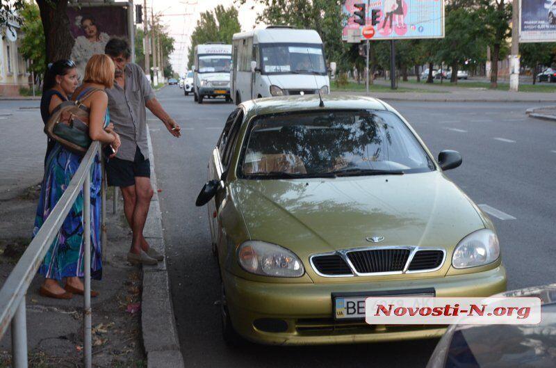 У Миколаєві очевидці ДТП влаштували самосуд