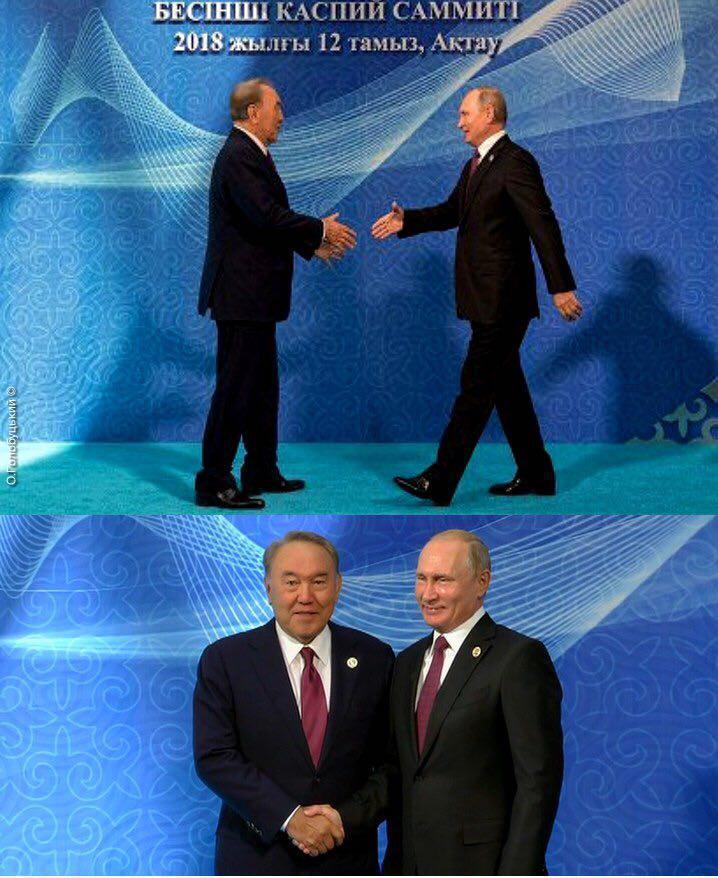 Путин опять оконфузился с ростом