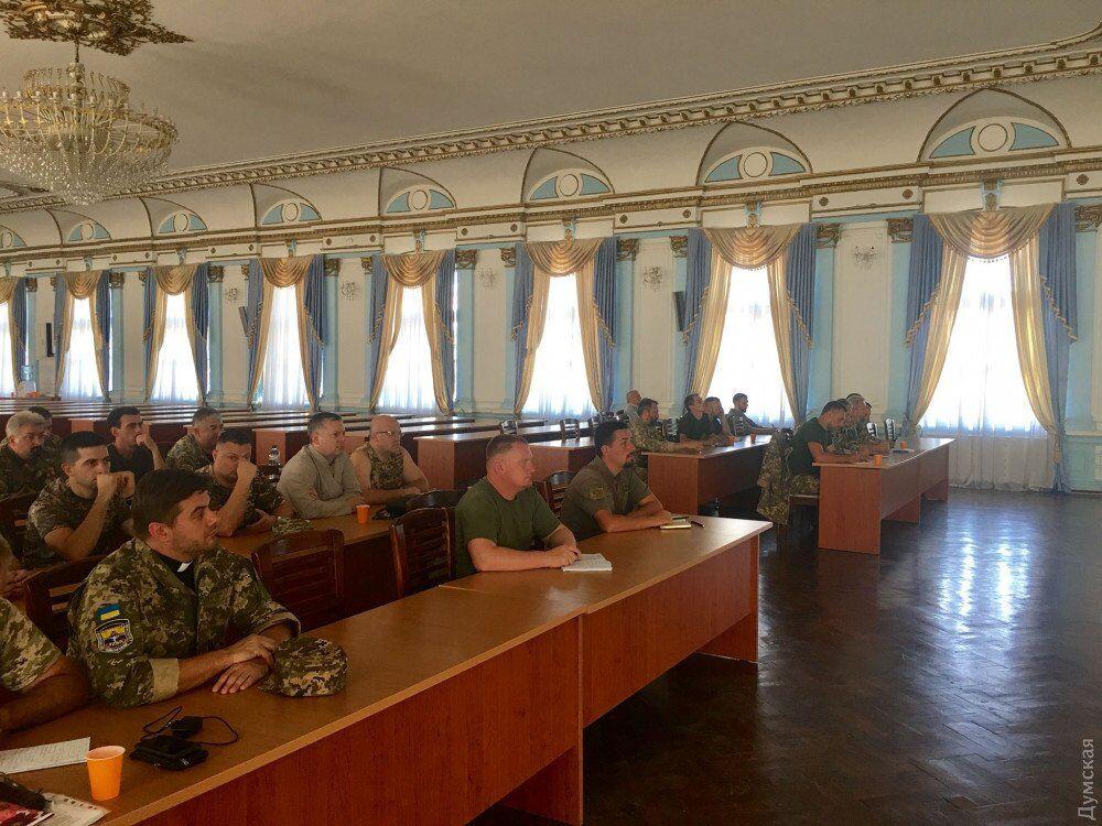 В УПЦ МП влаштували провокацію на військовому об'єкті