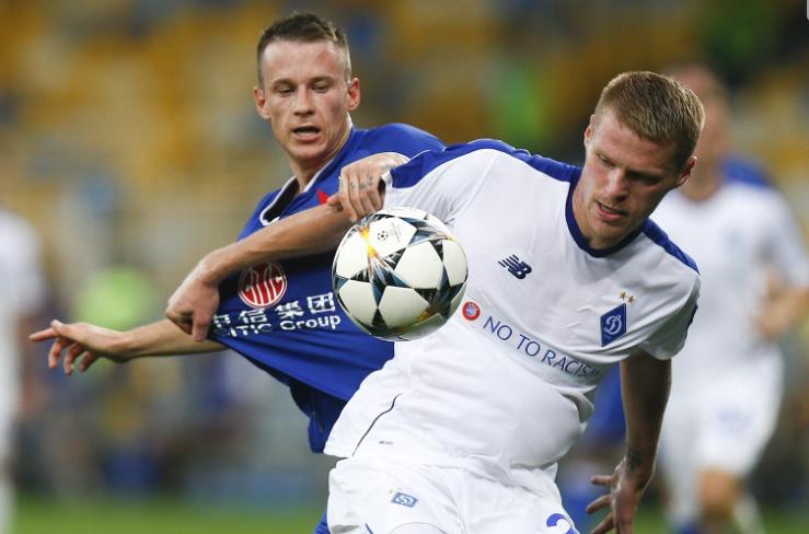 Динамо вийшло у плей-оф відбору Ліги чемпіонів