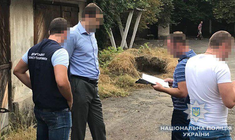 Розсекречені дані про злочинну діяльність голови Виноградівської РДА