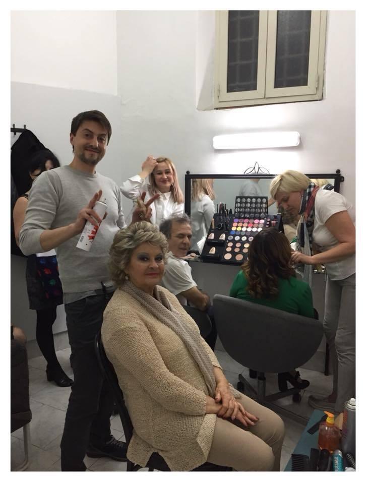 Евгений - парикмахер