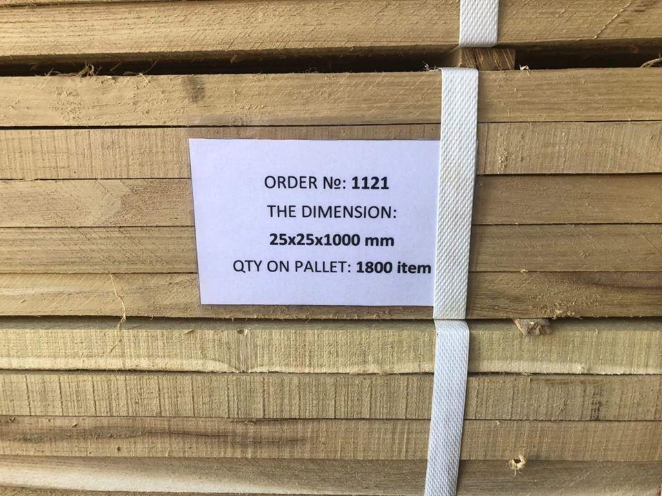Таможенники задержали партию редкой древесины