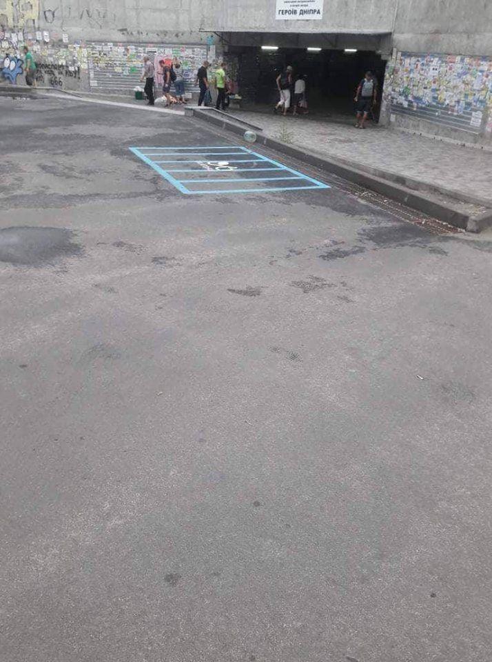 У Києві розгромили громадський пункт велопрокату