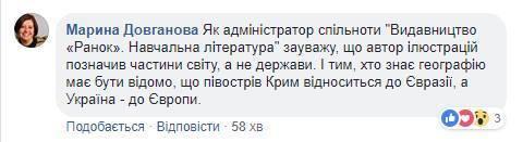 Скандал из-за Крыма