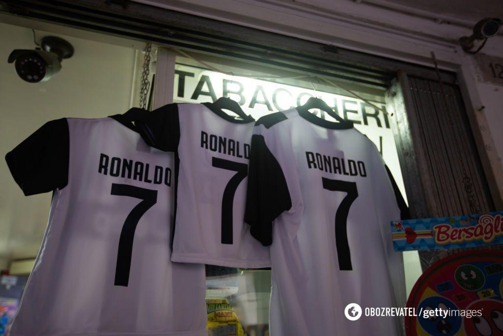 Роналду може не врятувати: прев'ю Серії А