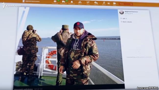 Знайдено чеченський слід в анексії Криму