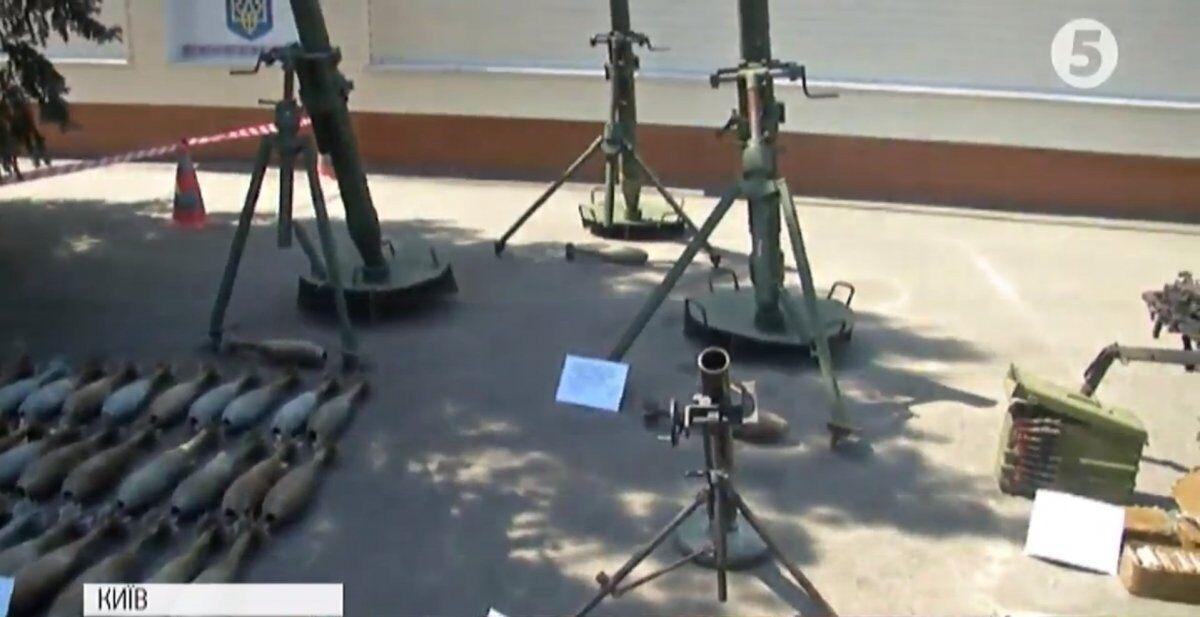 Дело Савченко: следствие получило все доказательства и показало оружие
