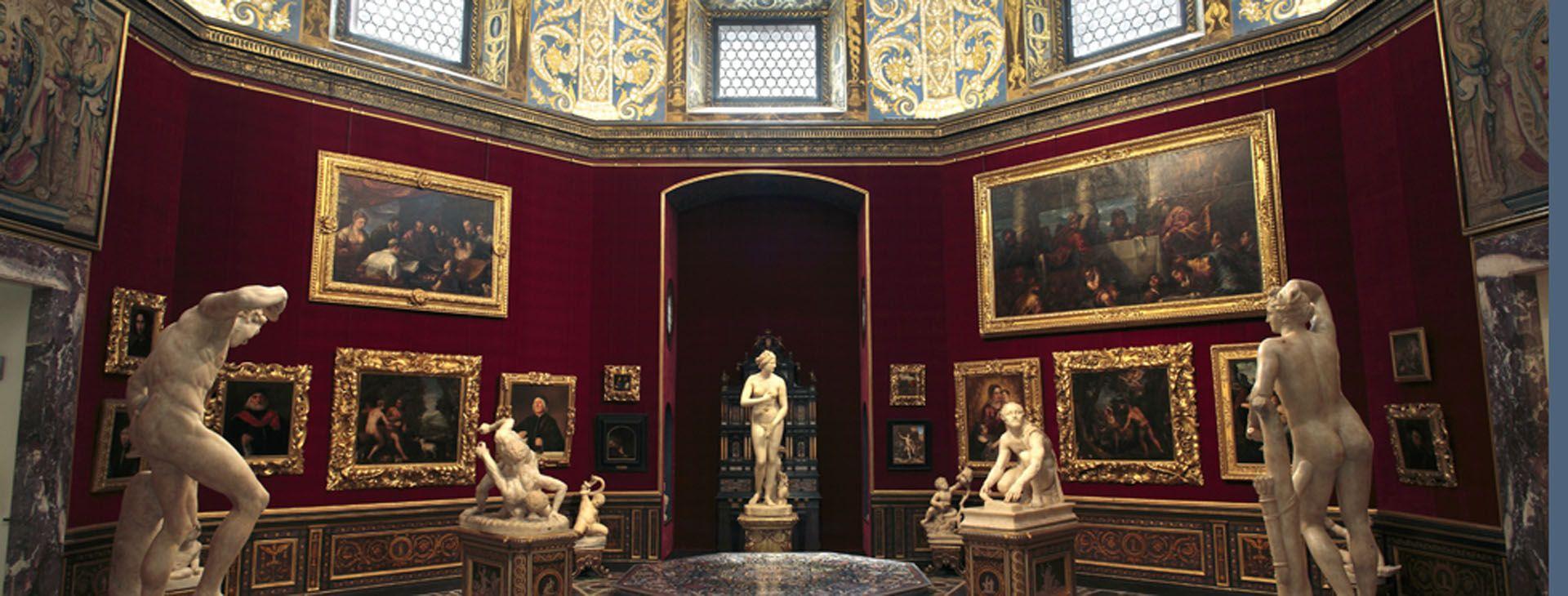 Один із залів галереї