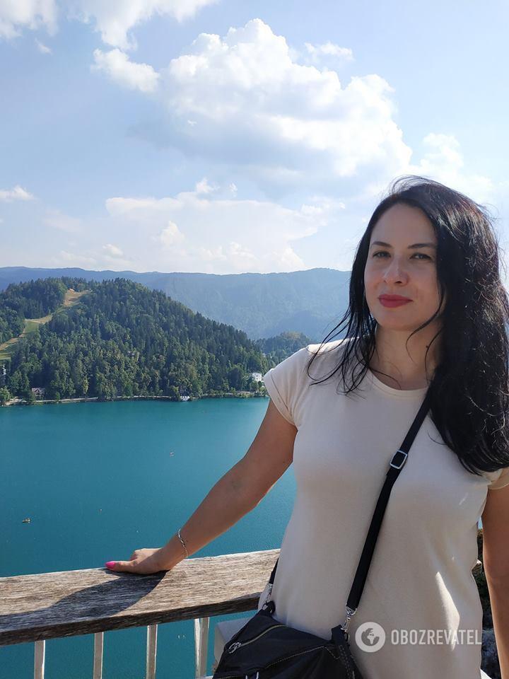 Блед в Словении - одно из мест, где хотелось остаться на неделю, но было всего три часа