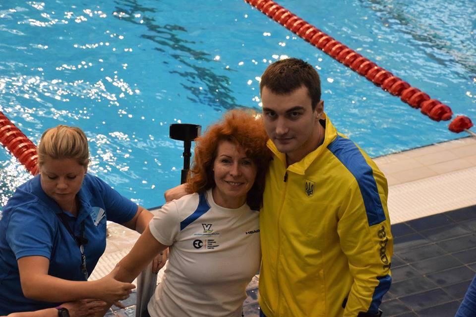 ЧЄ з паралімпійського плавання