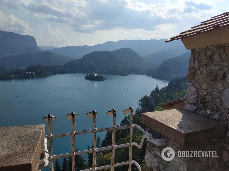 Озеро Блед в Словении, которое потрясло нас до глубины души