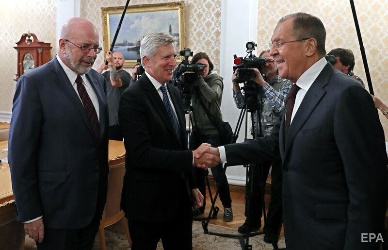Встреча Лаврова