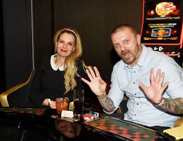 Катерина Кристелова и Томаш Ржепка