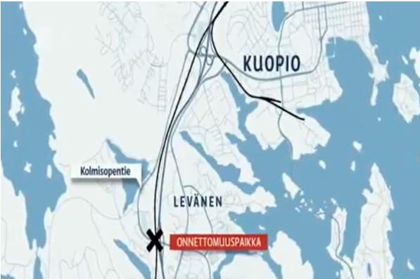 У Фінляндії розбився автобус із туристами: є жертви